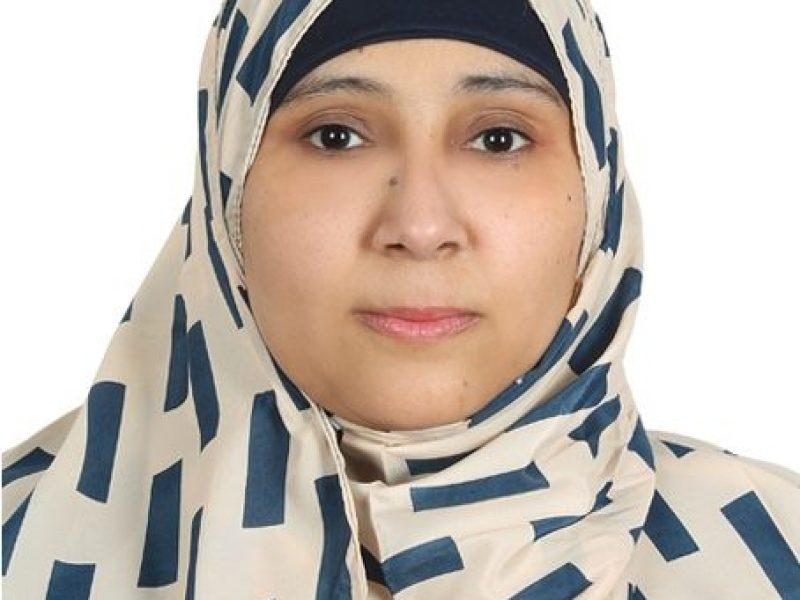 Dr. Radhya Sahal
